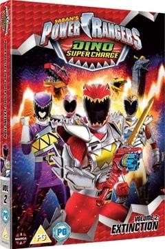 Power Rangers Dino Super Charge: Volume 2 - Extinction - 1