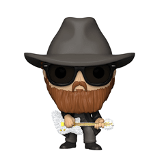Billy Gibbons (164) ZZ Top Pop Vinyl - 1