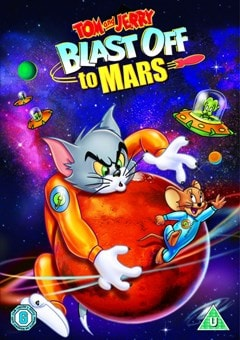 Tom and Jerry: Blast Off to Mars - 1