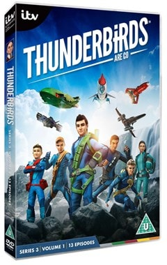 Thunderbirds Are Go: Series 3 - Volume 1 - 2