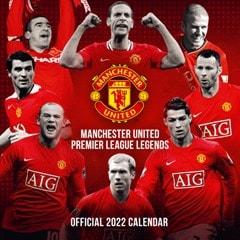 Manchester United FC 2022 Calendar & Diary Gift Box - 1