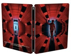 2001 - A Space Odyssey Titans of Cult Limited Edition 4K Steelbook - 4