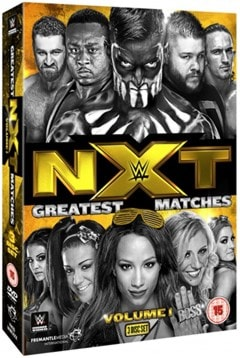 WWE: NXT Greatest Matches - Volume 1 - 1