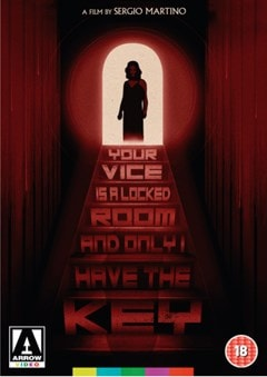 Your Vice Is a Locked Room and Only I Have the Key - 1