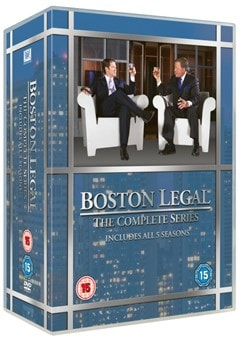 Boston Legal: The Complete Series - 2