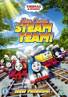 Thomas & Friends: Here Comes the Steam Team - 1