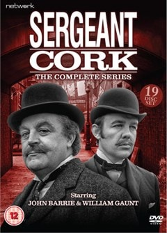Sergeant Cork: The Complete Series - 1