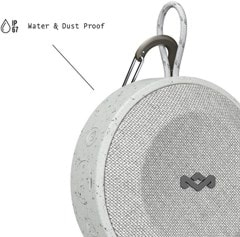 House Of Marley No Bounds Grey Bluetooth Speaker - 3