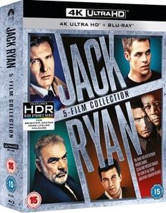 Jack Ryan: 5-film Collection - 2