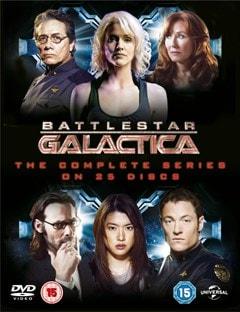 Battlestar Galactica: The Complete Series - 1