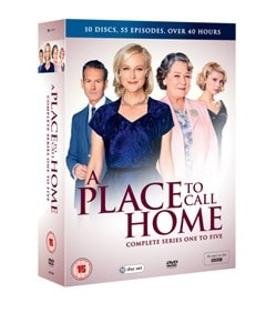 A Place to Call Home: Complete Series One to Five - 2