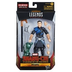 Wenwu: Shang-Chi And Legend Of The Ten Rings: Marvel Legends Series Action Figure - 2