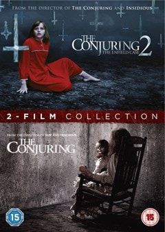 The Conjuring/The Conjuring 2 - The Enfield Case - 1