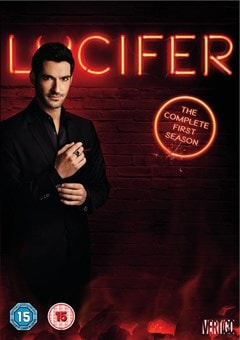 Lucifer: The Complete First Season - 1