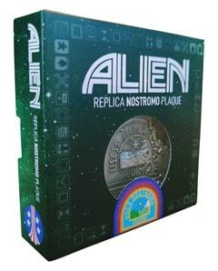 Alien: Nostromo Metal Badge (online only) - 2