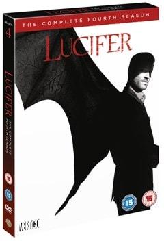 Lucifer: The Complete Fourth Season - 2