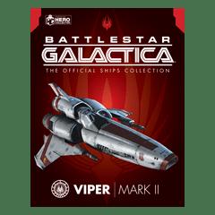 Battlestar Galactica: Viper Mk II Ship Hero Collector - 3
