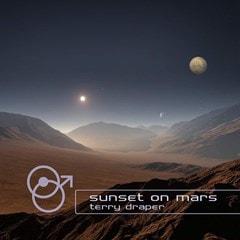 Sunset On Mars - 1