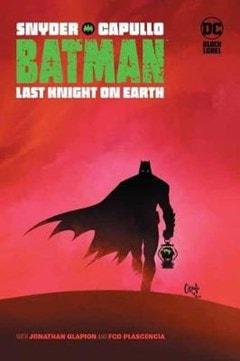 Batman: Last Knight On Earth - 1
