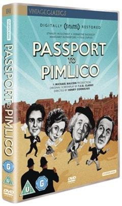 Passport to Pimlico - 1