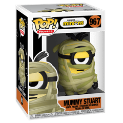 Mummy Stuart (967) Minions Pop Vinyl - 2