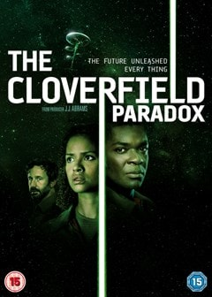 The Cloverfield Paradox - 1