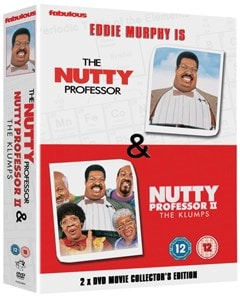 The Nutty Professor/The Nutty Professor 2 - 2