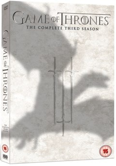Game of Thrones: The Complete Third Season - 2
