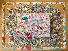 Golden Girls: 500 Piece Jigsaw Puzzle - 2