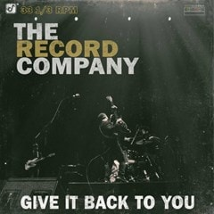Give It Back to You - 1