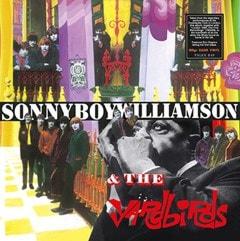 Sonny Boy Williamson & the Yardbirds - 1