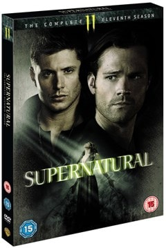 Supernatural: The Complete Eleventh Season - 2