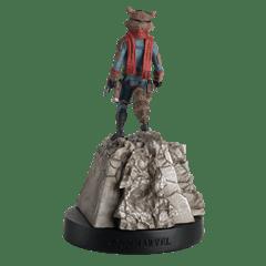 Rocket Figurine: Special Marvel Hero Collector - 4
