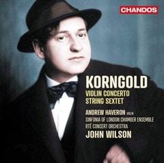 Korngold: Violin Concerto/String Sextet - 1