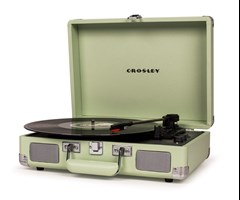 Crosley Cruiser Deluxe Mint Turntable - 1