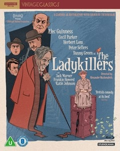 The Ladykillers 4K Ultra HD Collector's Edition - 2