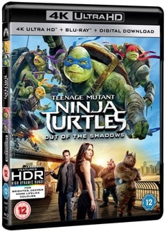 Teenage Mutant Ninja Turtles: Out of the Shadows - 2