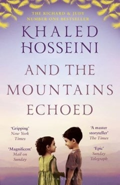 And the Mountains Echoed - 1