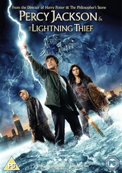 Percy Jackson and the Lightning Thief - 1