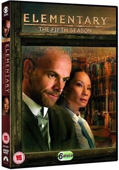 Elementary: The Fifth Season - 2