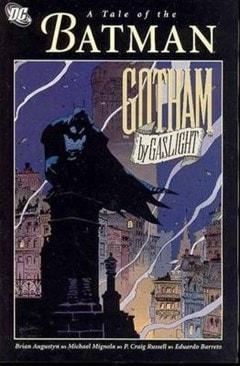 DC Comics Batman Gotham By Gaslight - 1