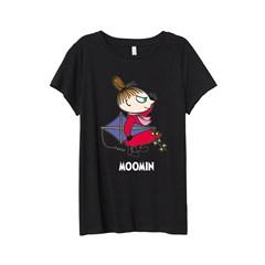 Moomins Little My Ladies Fit Tee (Small) - 1
