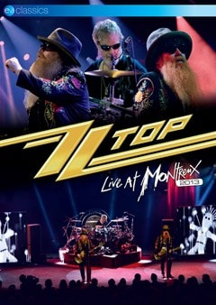 ZZ Top: Live at Montreux 2013 - 1