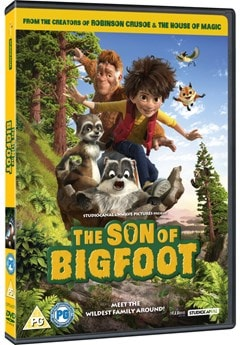 The Son of Bigfoot - 2