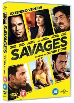 Savages: Extended Version - 2