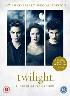 The Twilight Saga: The Complete Collection - 2
