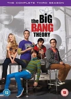 The Big Bang Theory: The Complete Third Season - 1