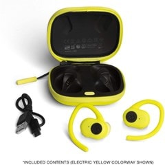 Skullcandy Push Ultra Electric Yellow True Wireless Earphones - 4