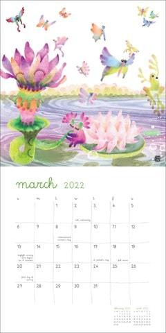 Masha D'yans Square 2022 Calendar - 2