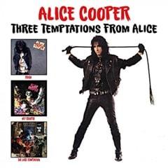 Three Temptations from Alice - 1